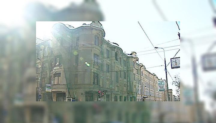 Автограф архитектора Льва Кекушева