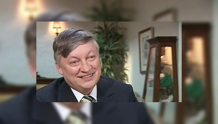 Анатолий Карпов: хорошие шахматы стало сложно купить