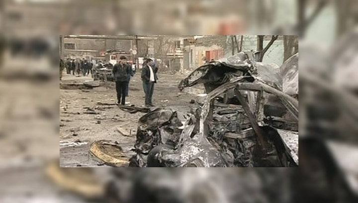 В Дагестане ведутся поиски организаторов двойного теракта