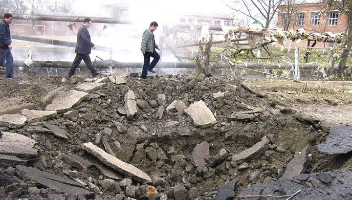 Теракт в Кизляре: благодаря сотрудникам ГАИ удалось избежать больших жертв