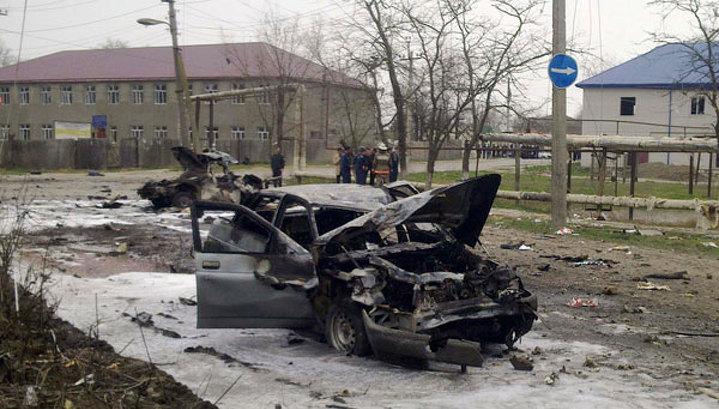 Установлены организаторы и исполнители терактов в Москве и Кизляре