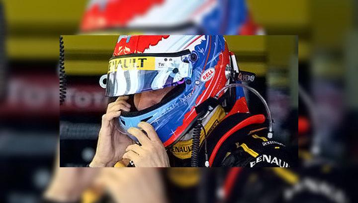 Петров завершил борьбу на 34-м круге из-за проблем с машиной (Фото AP)