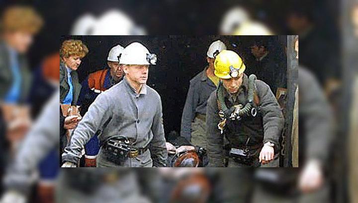 """В Кемерово произошел взрыв на шахте """"Распадская"""""""