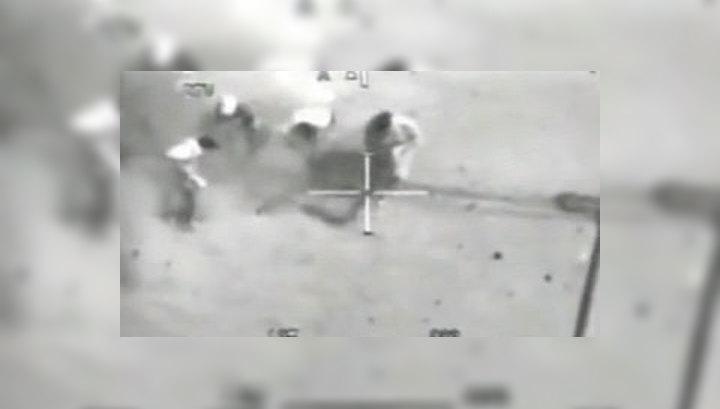 Кадры расстрела журналистов в Ираке попали в Интернет