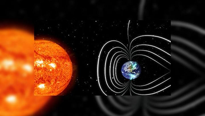 На Земле зафиксирована крупнейшая магнитная буря за последние 1,5 года