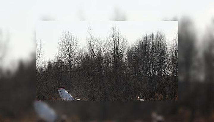Экипаж польского Ту-154 боялся не сесть в Смоленске