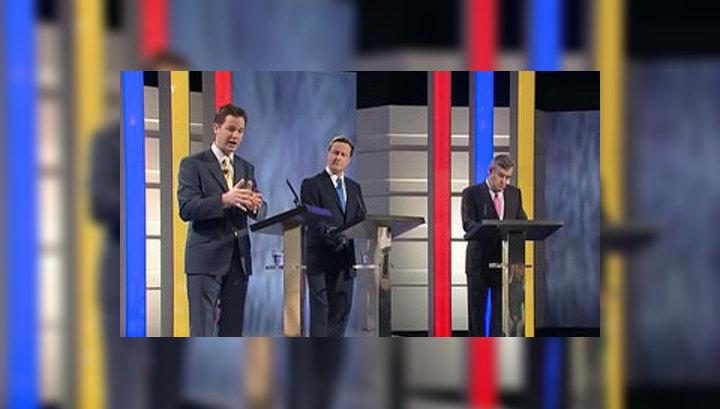 Исторические дебаты в Великобритании выиграл лидер либерал-демократов