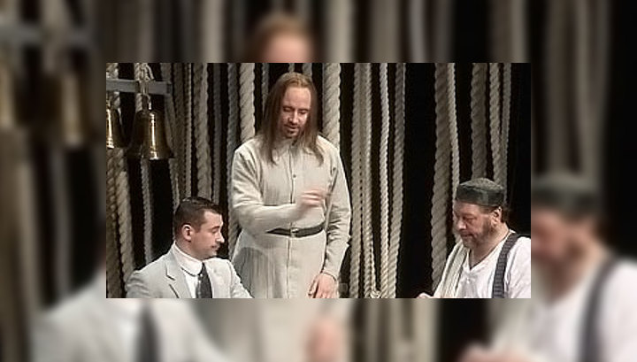 """В МХТ впервые инсценировали чеховскую """"Дуэль"""""""