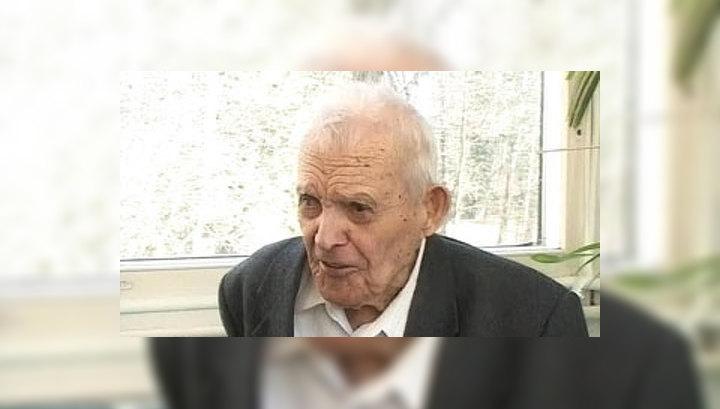 Патриарху математики - 105 лет