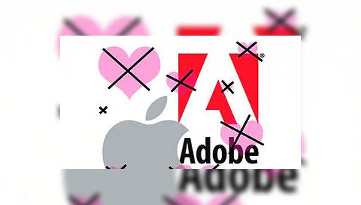 Вести.net: Adobe и Apple раскрывают карты
