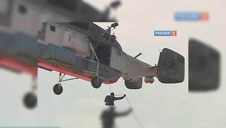 Российский танкер отбили крупнокалиберным пулемётом