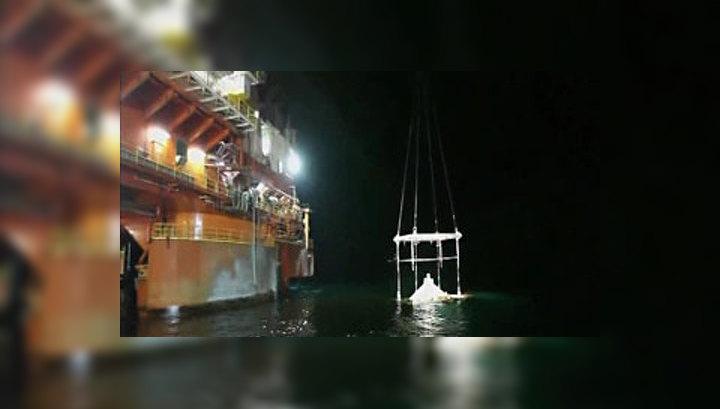 100-тонный купол достиг дна Мексиканского залива