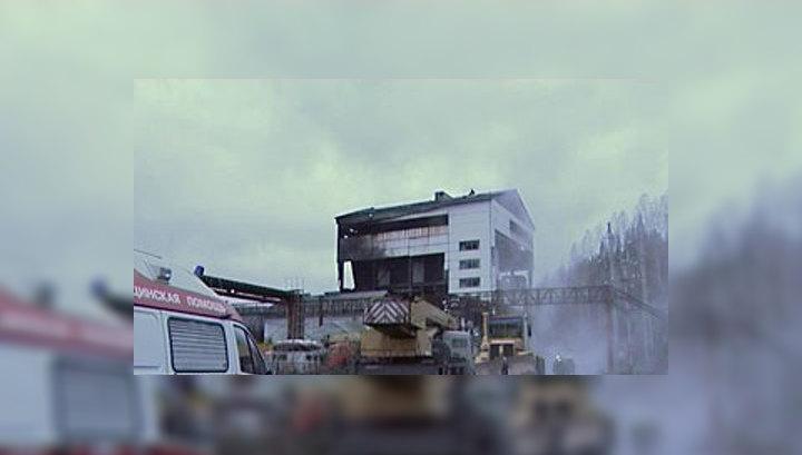 Число жертв аварии на шахте достигло 30 человек