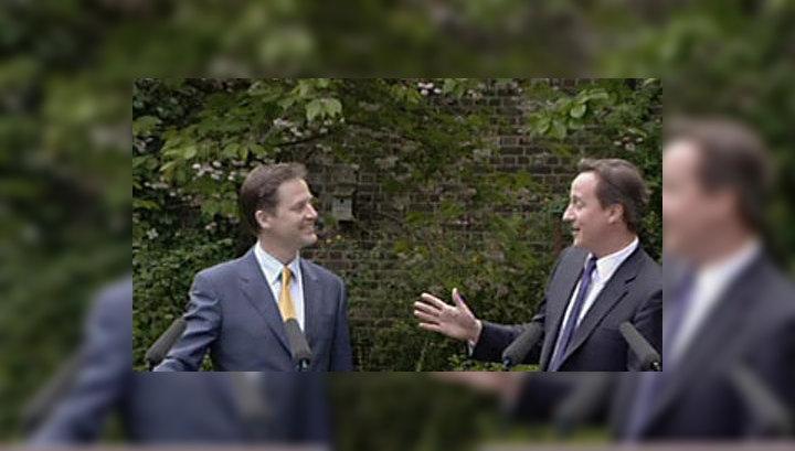 Новые политические лидеры Великобритании будут работать сообща
