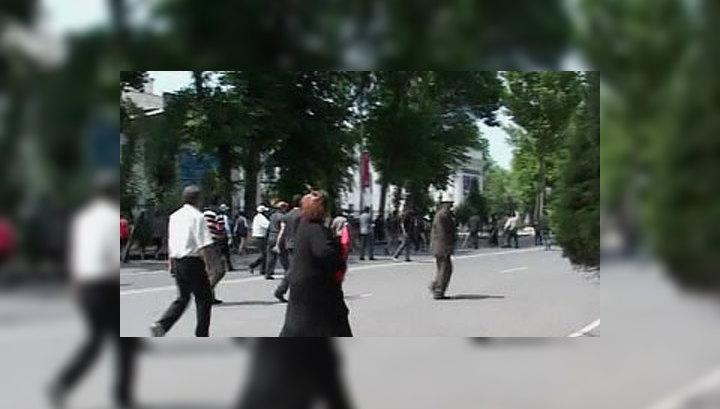 В Киргизии поймали снайпера, стрелявшего по сторонникам новой власти