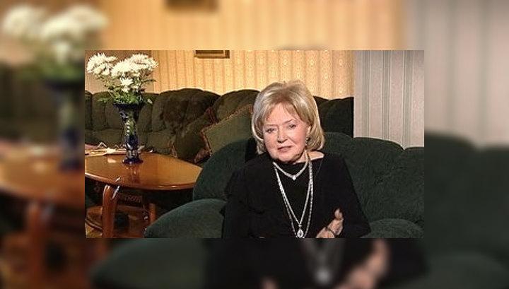 Людмила Касаткина умерла на 87-м году жизни