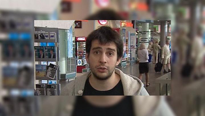 """Петр Налич улетел на """"Евровидение-2010"""""""