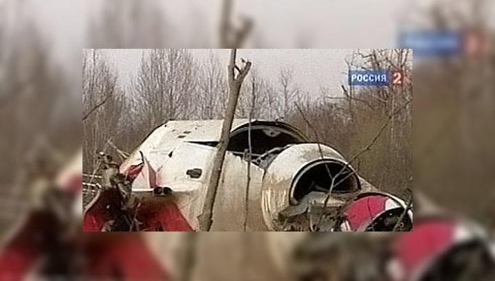 """Последний сигнал системы самолета Качиньского: """"Поднимай! Поднимай!"""""""