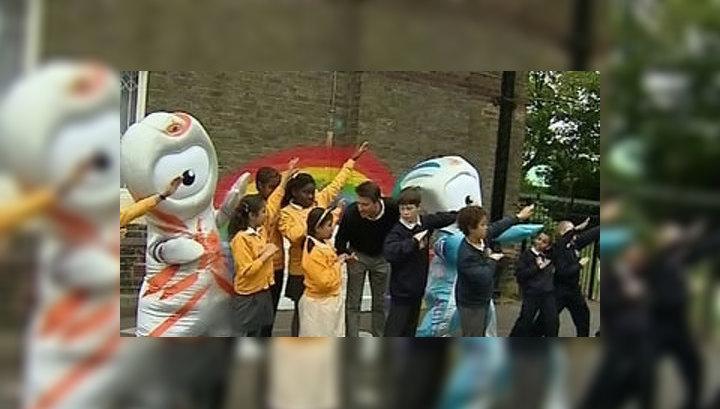 Олимпиада в Лондоне обзавелась талисманами
