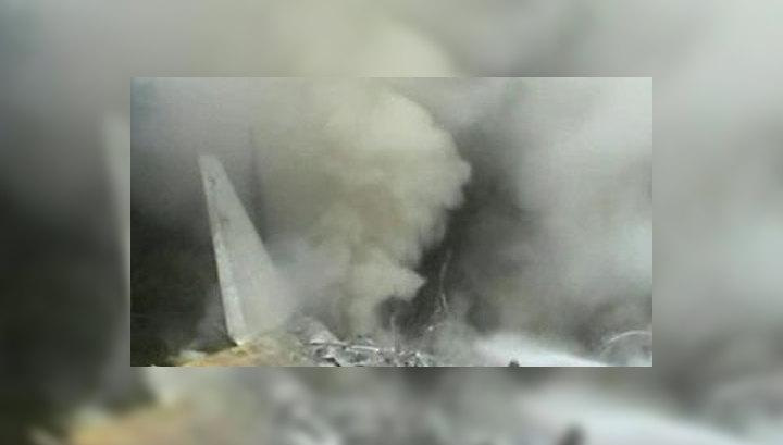 Индия попросила США оказать помощь в выяснении причин авиакатастрофы