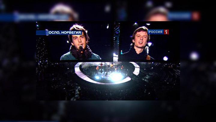 """В Осло стартует первый полуфинал """"Евровидения"""""""