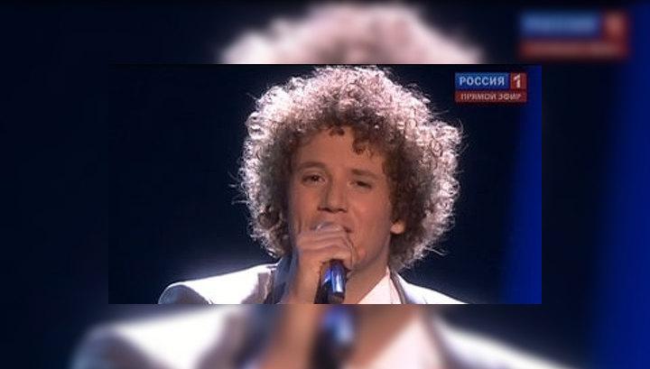 """""""Евровидение-2010"""": фанат сорвал выступление испанца"""