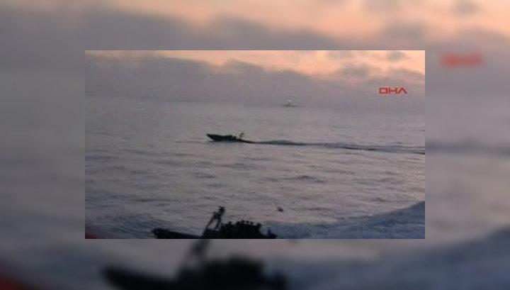 """Израиль утверждает, что активисты """"Флотилии мира"""" напали на солдат"""