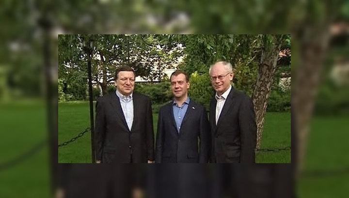 Дмитрий Медведев проведет в Ростове-на-Дону саммит Россия-ЕС