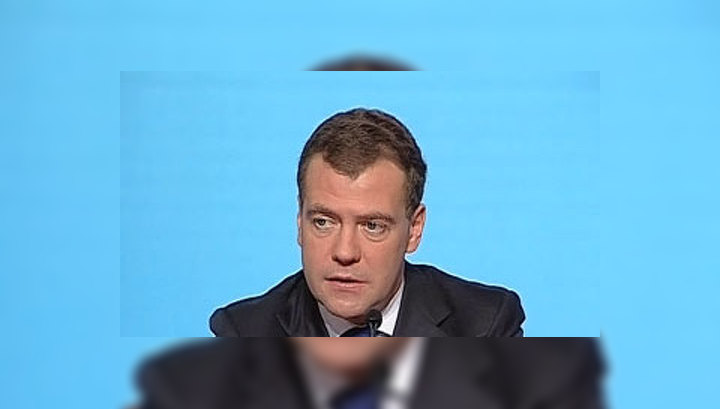 Медведев: членство в ВТО - не приз за хорошее поведение