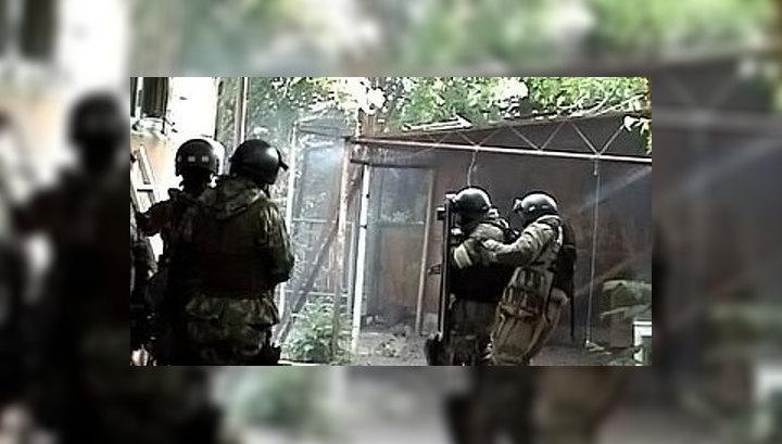 В Махачкале уничтожены три боевика из группы Вагабова