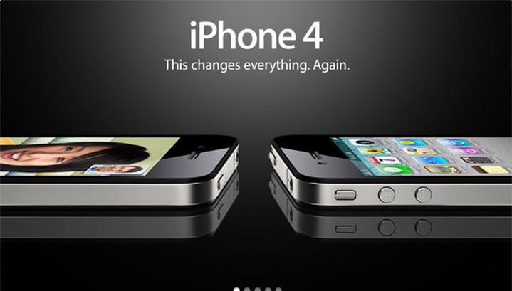 Четвертый. Новый iPhone оснастили уникальным дисплеем и поддержкой HD-видео