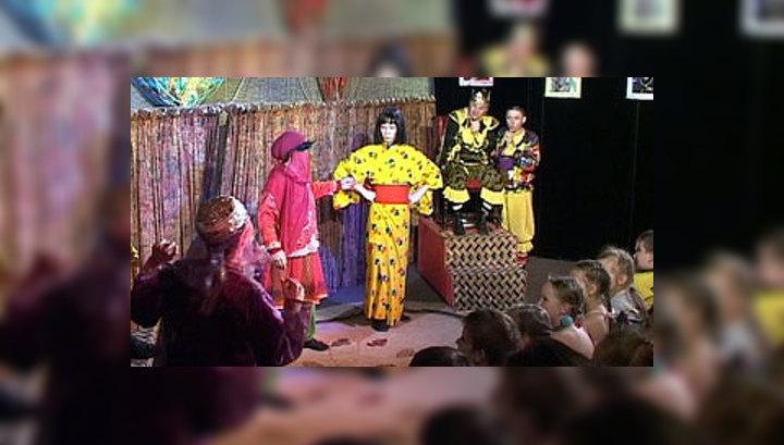 В Пензе открылся театральный фестиваль, посвященный Мейерхольду