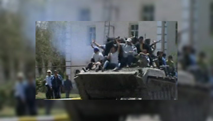 Россия не намерена направлять миротворцев в Киргизию