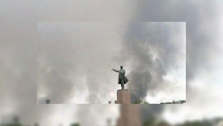 Власть в Оше захватили банды: 70 убитых