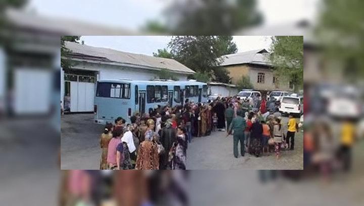 Россия направляет 120 тонн гуманитарной помощи для беженцев
