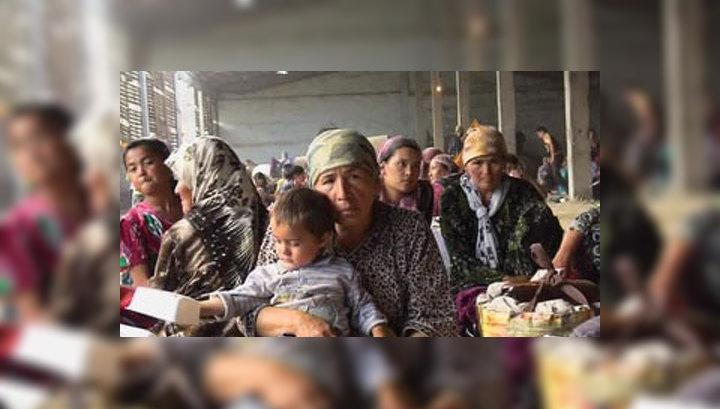 В Ошской области около 1000 человек ищут родственников