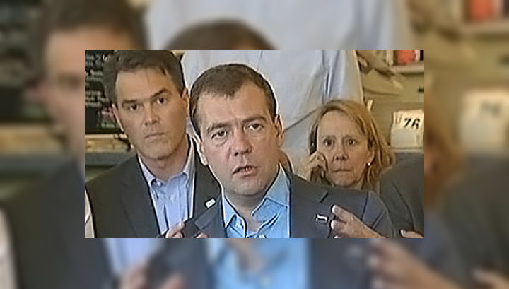 Медведев предлагает создать в Кремниевой долине офис Сколкова