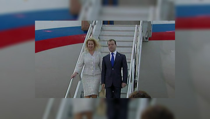 """Лидеры """"большой двадцатки"""" съезжаются в Канаду"""