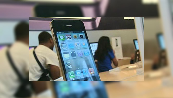 Индикатор на дисплее iPhone 4 завышал уровень сигнала