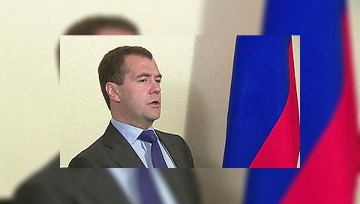 Медведев: губернаторы должны разрушить коррупционные цепочки