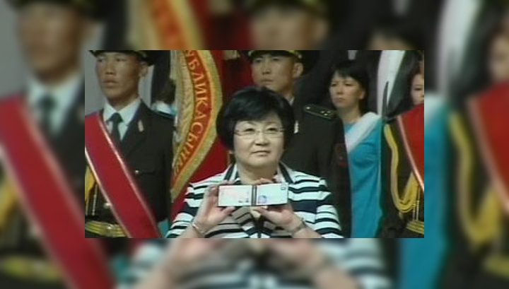 Роза Отунбаева вступила в должность президента Киргизии