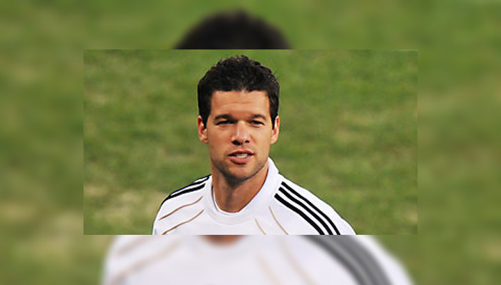 Немецкий футболист балак