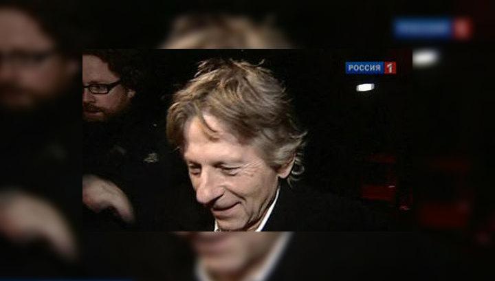 Режиссер Роман Полански покинул свой шале в Швейцарии, где он находился под домашним арестом