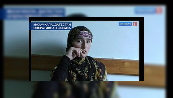 Террористки дали первые показания