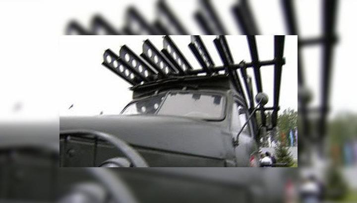 """""""Оборона и защита"""" в Нижнем Тагиле: от """"Катюши"""" до """"летающего"""" танка"""