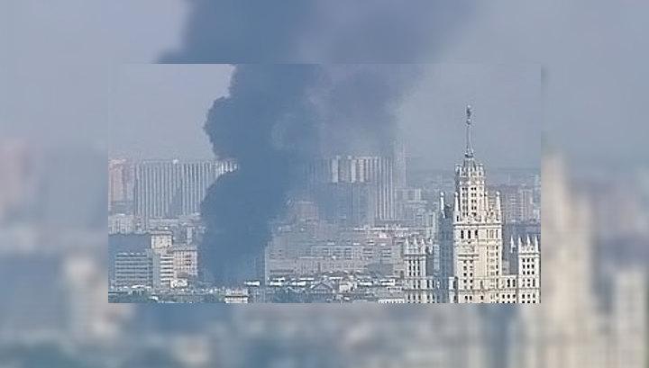 Пожар на улице Радио: в огне погибли двое пожарных