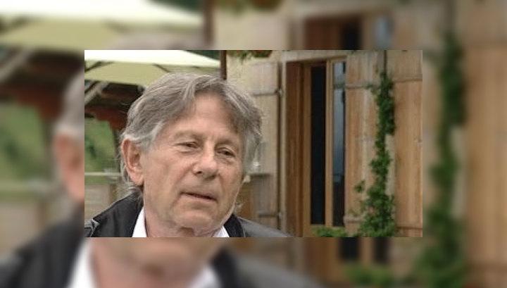 Режиссер Полански посетил джазовый фестиваль в Швейцарии