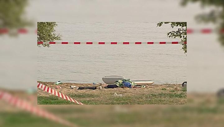 На Пироговском водохранилище яхта изрубила девушку винтами