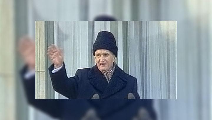 В Бухаресте эксгумированы тела Николае Чаушеску и его жены