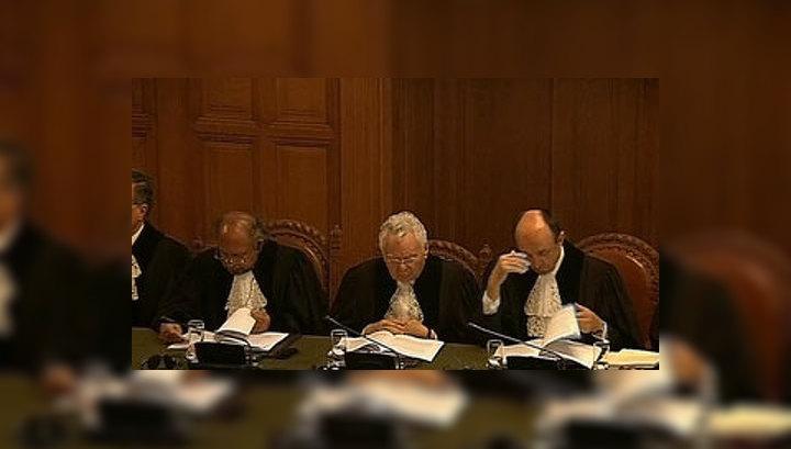 Гаагский суд не увидел в косовском сепаратизме ничего незаконного
